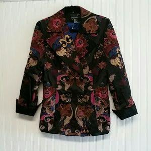 Etcetera Silk Jacket